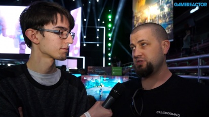 Crackdown 3 - Clint Bundrick Interview