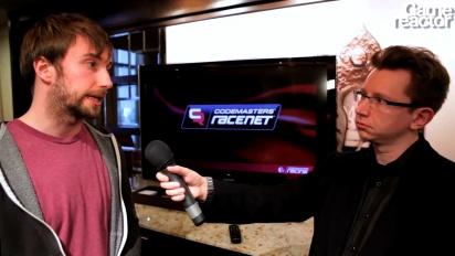 Codemasters Racenet - Interview