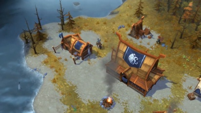 Northgard - Clan of the Kraken DLC Trailer