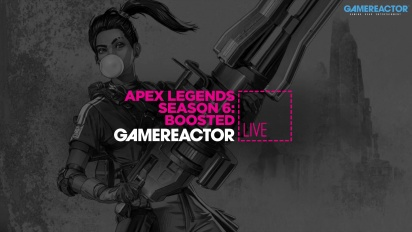 Apex Legends - Season 6: Boosted Livestream Replay