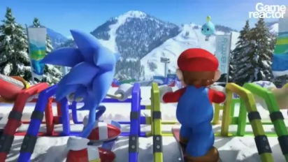 E309: Mario & Sonic at the Olympic Winter Games Interview