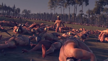 Total War: Rome II - Unit Spotlight: Naked Warriors