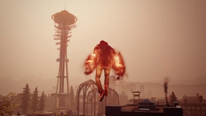 Infamous: Second Son - Audio for a New Generation