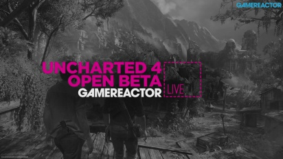 Uncharted 4 Open Beta - Livestream Replay