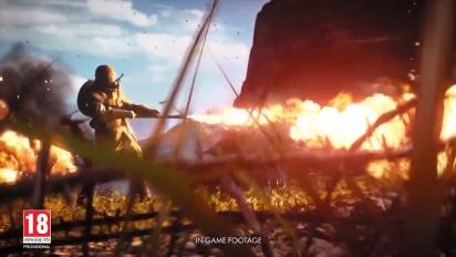 Battlefield 1 - Gamescom Teaser