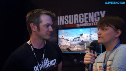 Insurgency: Sandstorm - Andrew Spearin Interview