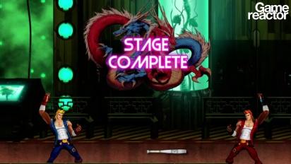 E3 12: Double Dragon Neon - Interview