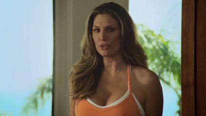 Daisy Fuentes Pilates - Lifestyle Trailer