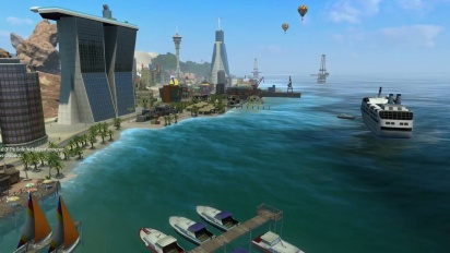 Tropico 4 - Gold Edition Feature: Manic Missions
