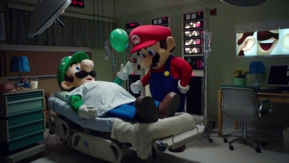 Mario & Luigi: Dream Team Bros. - TV Bloopers