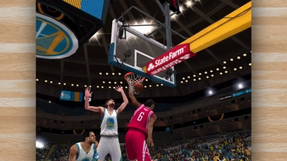 NBA 2K15 - Mobile Sim App Launch Trailer