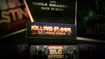 Killing Floor - Halloween Horror Double Feature 2014 Trailer