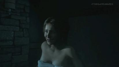 Until Dawn - TGA Trailer
