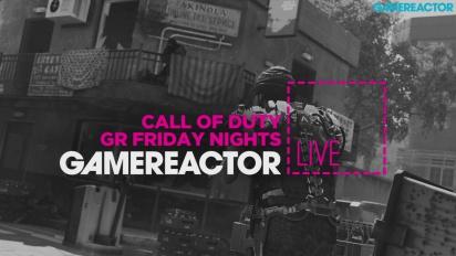 Call of Duty: Advanced Warfare - GR Friday Nights 11.09.15 - Livestream Replay