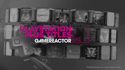 PlayStation Plus Titles 07.03.2016 - Livestream Replay