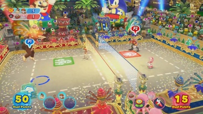 Mario & Sonic at the Rio 2016 Olympic Games - Heroes Showdown Mode Trailer