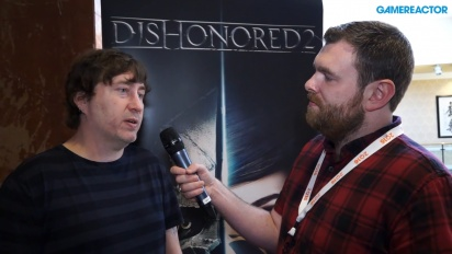 Dishonored 2 - Harvey Smith Interview