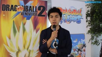 Dragon Ball Xenoverse 2 and Fusions - Masayuki Hirano Interview