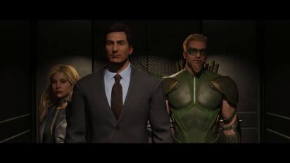 Injustice 2 - Shattered Alliances Part 2