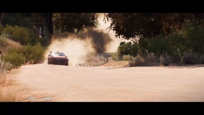 WRC 7 - Epic Stages & Citroën C3 WRC Trailer