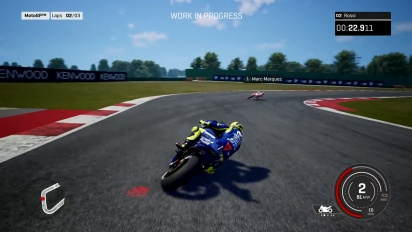 MotoGP 18 - Debut Gameplay Trailer
