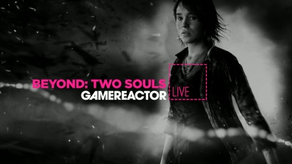 Beyond: Two Souls - Livestream Replay