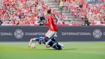 eFootball PES 2020 - Master League Match: Man United vs. Inter