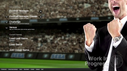 Football Manager 2013 - GUI and Usability #2 Video Blog