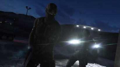 Splinter Cell: Blacklist  - 101 Trailer