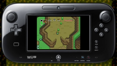 The Legend of Zelda: A Link to the Past - Wii U Virtual Console Trailer