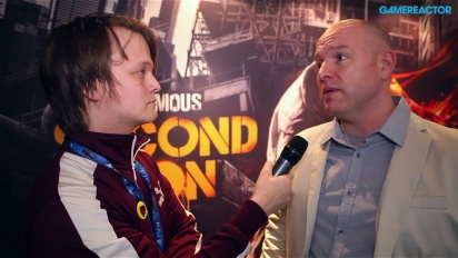 Infamous: Second Son - Nate Fox Interview