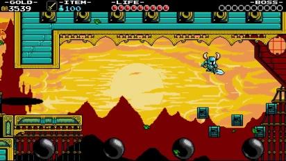 Shovel Knight Teaser - PS3, PS4
