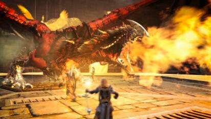Neverwinter - PS4 Announce trailer