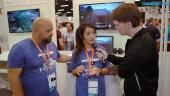 JCB Pioneer Mars - Andrew Santos & Maggie Lieu Interview