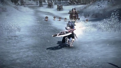 Inside TERA - Combat System and BAMs