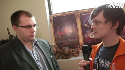 A Game of Dwarves - Lead Designer Interview