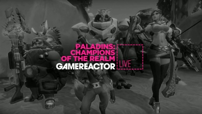 Paladins - Full Launch Livestream Replay