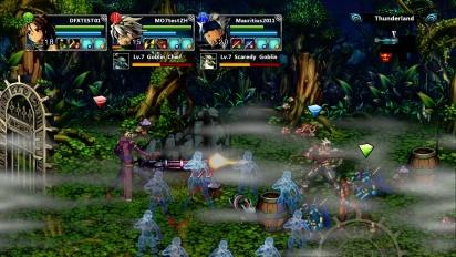 Dungeon Fighter Live - Gameplay Trailer