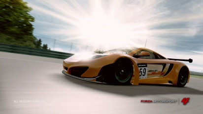 Forza Motorsport 4 - July DLC Trailer