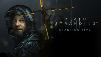 Death Stranding - Starter Tips