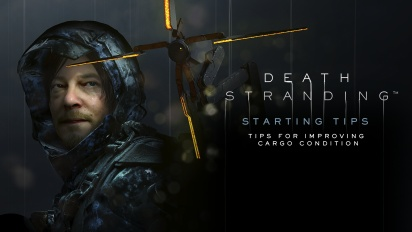 Death Stranding - Tips to Improve Cargo Condition