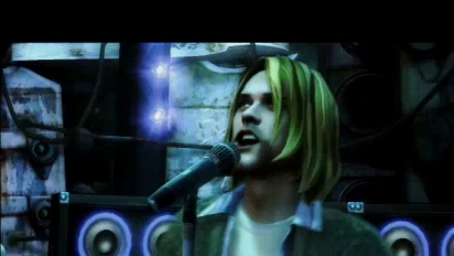 Guitar Hero 5 - Kurt Cobain Trailer