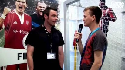 GC09: FIFA 10 interview