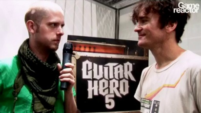 GC09: Guitar Hero 5 interview