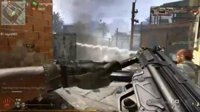 Call of Duty: Modern Warfare 2 - Capture the Flag Gameplay