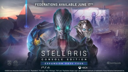 Stellaris: Console Edition - Expansion Pass Four + Federations