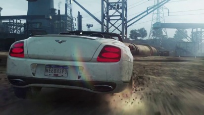 Need for Speed: Most Wanted - Gameplay Feature Series #2: Multiplayer