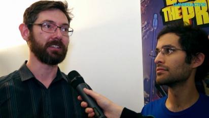 Borderlands: The Pre-Sequel - Writer & Director Interview
