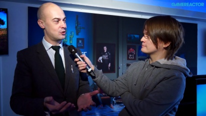Swedish Games Industry - Per Strömbäck Interview