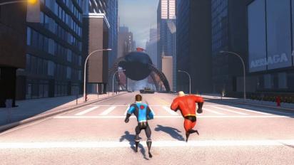 Kinect Rush: A Disney Pixar Adventure - 2012 B-roll